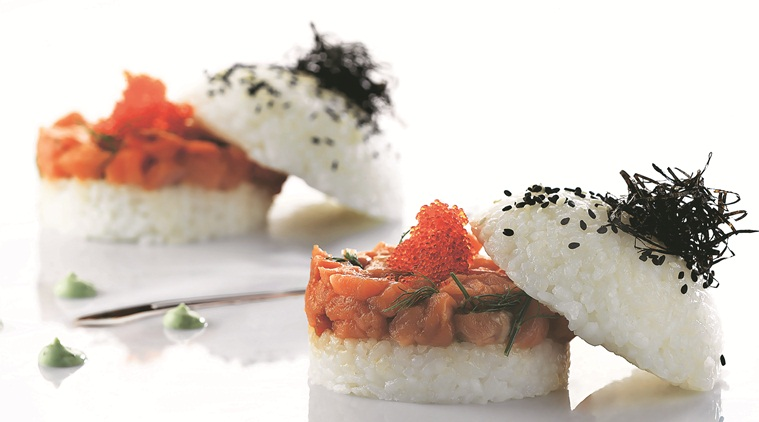 Sushi Burgers The Best Of Both Worlds Blog For Sushi